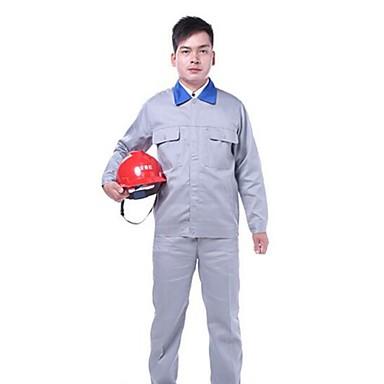 beskyttelsesbeklædning suit mandlige sommer elektrisk svejsning overalls kortærmet sommer tøj