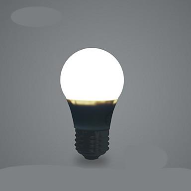 7W B22 / E26/E27 LED 글로브 전구 A60(A19) 14 SMD ≥600 lm 따뜻한 화이트 / 차가운 화이트 장식 AC 220-240 V 1개