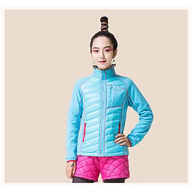 Skikleidung Daunenjacken Damen Winterkleidung 100% Polyester / Vlies Kleidung für den Winter warm haltenSkifahren / Camping & Wandern /
