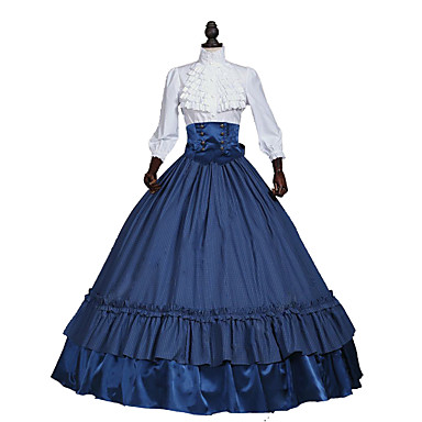 7680d17305d5 Queen Elizabeth Rococo Victorian Medieval 18th Century Costume Women's Dress  Party Costume Masquerade Vintage Cosplay Lace