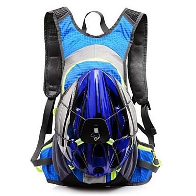 Radfahren Rucksack Rucksack für Freizeit Sport Reisen Laufen Sporttasche Wasserdicht tragbar Reflexstreiffen Multifunktions Tasche zum