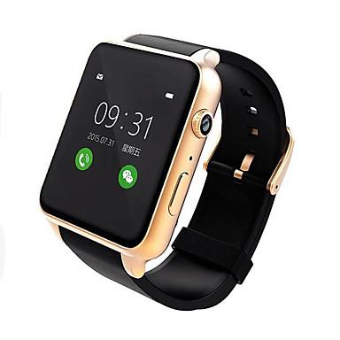Smartwatch für iOS / Android Herzschlagmonitor / Freisprechanlage / Touchscreen / Wasserdicht / Kamera AktivitätenTracker / Schlaf-Tracker / Sedentary Erinnerung / Finden Sie Ihr Gerät / Exercise