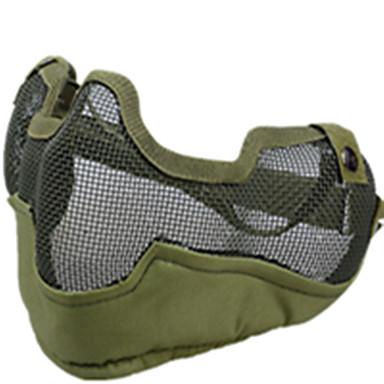 groene kleur, ander materiaal, bescherming van accessoires, groen od, outdoor veld beschermend masker