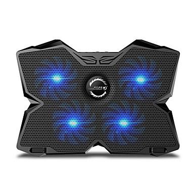computador portátil mais frias rack de refrigeração placa base de fãs por 14, 15,6 polegadas