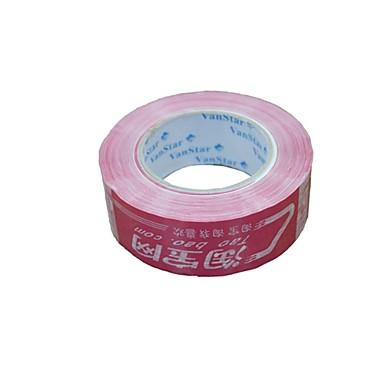 rosa fita de papel avisos fita de vedação fita (volume 2 a)