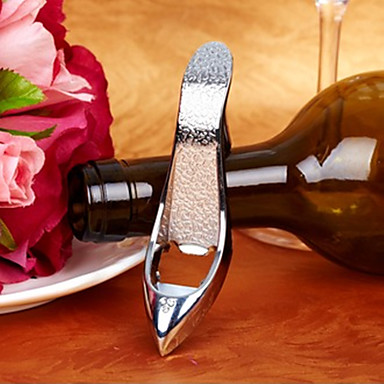 Material ecológico Abridores de Garrafa / Artigos para Bebida / Decoração de Casa Noiva / Noivo / Dama de Honor Casamento / Aniversário /