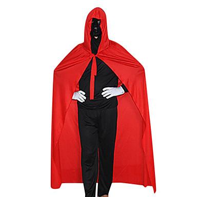 Spøgelse Cosplay Kostumer Festkostume Dame Halloween Karneval Oktoberfest Festival / Højtider Halloween Kostumer Sort Rød Vintage