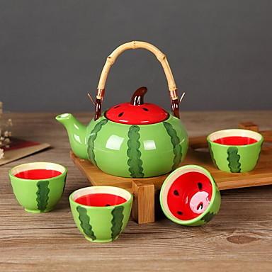 tage tepotten filtrering sorte te blomster og planter testel