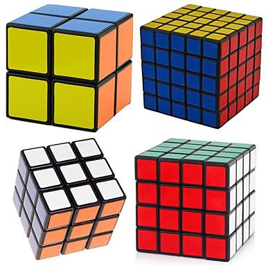 4 szt Magiczna kostka IQ Cube Shengshou 2816 x 2112 3*3*3 4254 x 3264 Gładka Prędkość Cube Magiczne kostki Gadżety antystresowe Puzzle Cube profesjonalnym poziomie Prędkość Profesjonalny Ponadczasowa