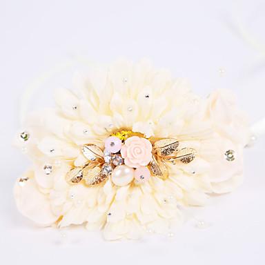 Hochzeitsblumen Armbandblume Hochzeit Party / Abend Schaum 3 cm ca.