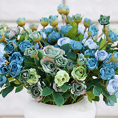 Kunstbloemen 1 Tak Moderne Style Overige Bloemen voor op tafel