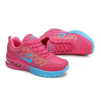 Sneakers-Tyl PU-Komfort-DamerSport-Flad hæl
