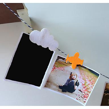 Madeira Decorações do casamento-11Piece / Set Primavera Verão Outono Inverno Personalizado Cor Aleatória