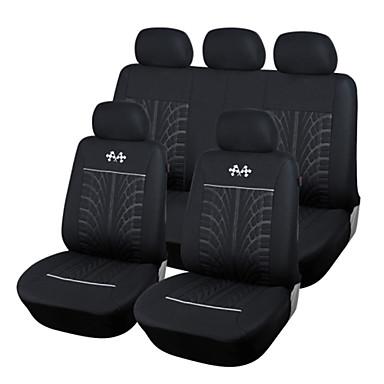 voordelige Auto-interieur accessoires-AUTOYOUTH Zwart / Grijs tekstiili Voor Volvo / Volkswagen / Toyota