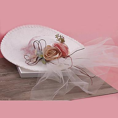 Dame Tyl Stof Medaljon-Bryllup Speciel Lejlighed Betagere 1 Stykke