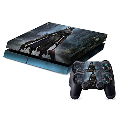 B-SKIN PS4 USB Vesker, Etuier og Dekker - PS4 Originale #