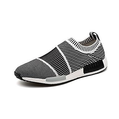 Sneakers-Tyl-Komfort-Herrer--Fritid-Flad hæl
