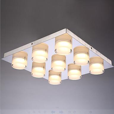 Takmonteret Ned Lys - LED, Tradisjonell / Klassisk, 110-120V 220-240V Pære Inkluderet
