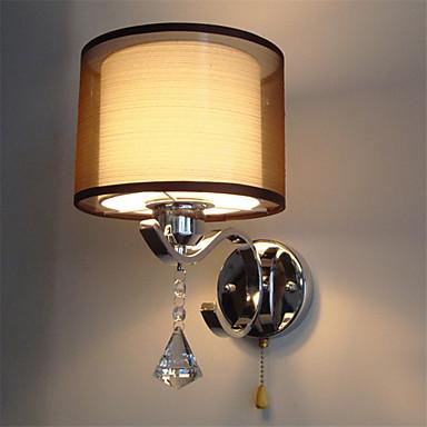 Moderne / Nutidig Land Væglamper Til Metal Væglys 220 V 110 V 60W