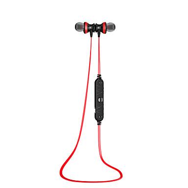 billige Bluetooth-hodetelefoner-AWEI A980BL Trådløs Hodetelefoner Plast Sport og trening øretelefon Med volumkontroll / Med mikrofon Headset
