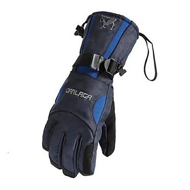 Ski Handsker Fuld Finger / Vinterhandsker Herre Aktivitets- / SportshandskerHold Varm / Anti-skridning / Vandtæt / Slidsikkert / Vindtæt