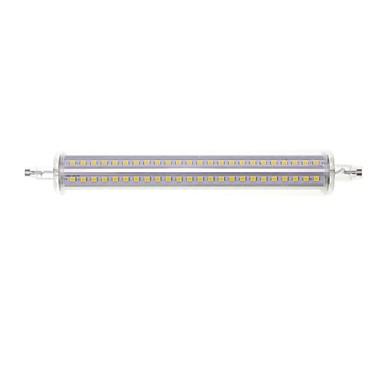 SENCART 7W 550-650lm R7S LED-kornpærer Innfelt retropassform 144 LED perler SMD 2835 Dekorativ Varm hvit / Kjølig hvit 110-130V / 220-240V