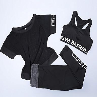 Yoga Pakken Ademend Comfortabel Compressie Rekbaar Sportkleding Dames Yoga