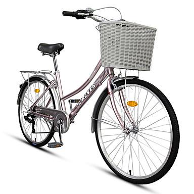 v los confort cyclisme 7 vitesse 26 pouces 700cc shimano rs 36 7 etrier tirage central sans. Black Bedroom Furniture Sets. Home Design Ideas