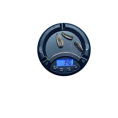 tuhkakuppi tyyppi taskussa korut asteikon (alue: 0.01-100g)