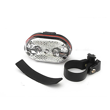 Luzes de Bicicleta Luz Traseira Para Bicicleta LED - Ciclismo Fácil de Transportar Atenção Outro 10 Lumens Bateria Ciclismo