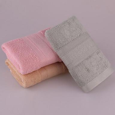 Vaskehåndklæ,Mønstret Høy kvalitet 100% Bambus Fiber Håndkle
