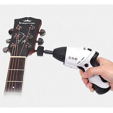Professionel General Accessories Høj klasse Guitar / Akustisk Bass / Ukulele nyt instrument Plastik Musical Instrument Tilbehør Hvid