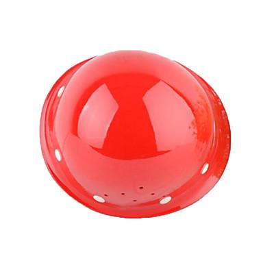 punainen anti-nasta iskeytymispaikalle terästä lujat lasikuitu kypärä