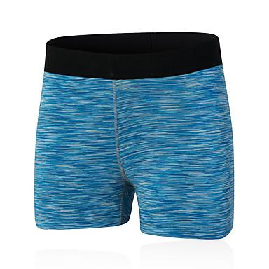 Mulheres Shorts de Corrida Secagem Rápida Compressão Confortável Shorts Calças Ioga Exercício e Atividade Física Esportes Relaxantes