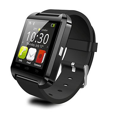 Smartklokke til iOS / Android GPS / Håndfri bruk / Video / Kamera / Lyd Stoppeklokke / Stopur / Finn min enhet / Vekkerklokke / Del med samfunn / 128MB / Nærhetsssensor / Beskjedkontroll