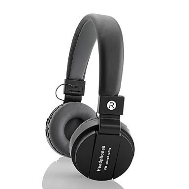 JKR JKR-202A Høretelefoner (Pandebånd)ForMedie Player/Tablet / Mobiltelefon / ComputerWithMed Mikrofon / DJ / Lydstyrke Kontrol / Gaming