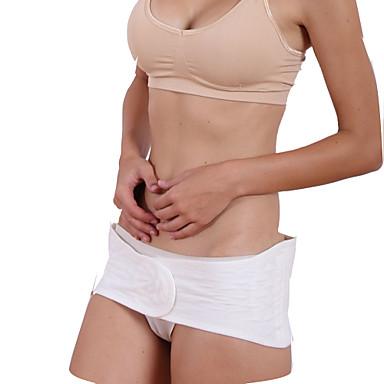 Takapuoli Tuettu Manuaalinen Akupunktio Synnytyksen jälkeinen vatsan rentoutuminen. Kannettava Puuvilla