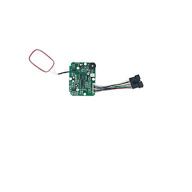 integreret induktion kredsløb (isoleringsmaterialer: organisk harpiks, isolerende lag: tynd plade)