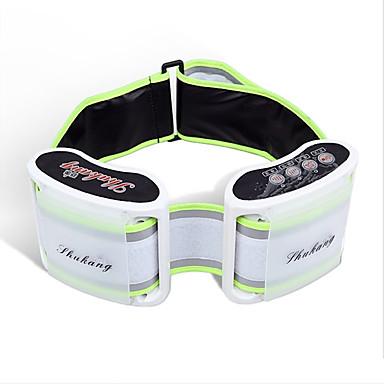 Pernas Cintura Abdómen Massajador Movimento Eléctico Shiatsu Alivio de Cansaço Geral Dinâmicas Ajustáveis Plástico Material