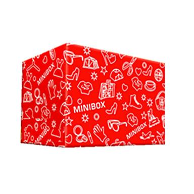 rød farge annet materiale emballasje&frakt 10 # kartongene en pakke med atten