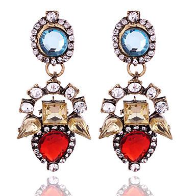 Damen Kristall - Krystall, vergoldet Retro Beige / Rot / Rosa Für Hochzeit Party