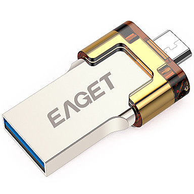 EAGET V80-16G 16GB USB 3.0 Vandresistent / Chok Resistent / Komapkt Størrelse / OTG Support (Micro USB)