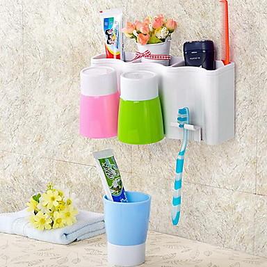 Tandbørsteholder / PlastFørsteklasses ABS-stål /Moderne