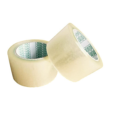 breed 6.0cm dik 1,7 cm transparante tape afdichtingsband
