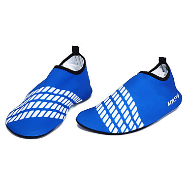 Wassersport Schuhe Kein Werkzeug erforderlich Schwimmen Tauchen Lycra