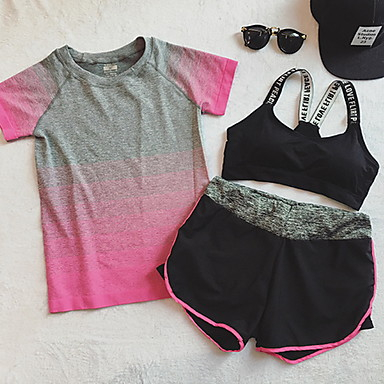 Yoga Pakken Ademend Compressie Comfortabel Rekbaar Sportkleding Dames Yoga