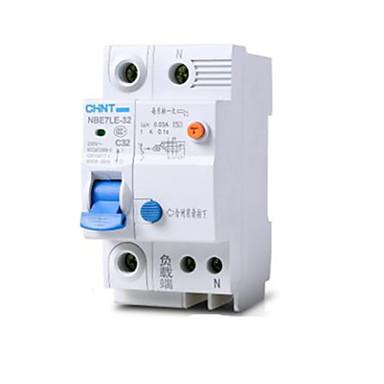 proteção contra vazamento disjuntor (modelo: 32a nbe7le-1p, nbe7le-1p 32a)