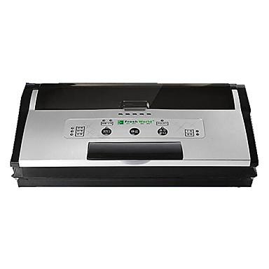fw3150 voedsel vacuüm verpakkingsmachine (plug in AC 220V 50-60 Hz)