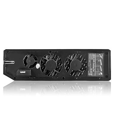 *O-CF001 Con Cable Ventiladores Para Xbox Uno ,  Puerto USB Ventiladores ABS 1 pcs unidad