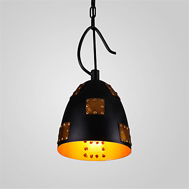 Plafond Lichten & hangers ,  Traditioneel / Klassiek Rustiek/landelijk Vintage Retro Landelijk Schilderen Kenmerk for Ministijl Metaal